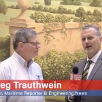 richard mueller interview, maritime reporter news