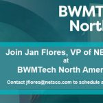 Invite to contact Jan at BWMTech North America